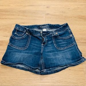 Maurice's Size 9/10 Denim Shorts